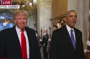 Прямая трансляция инаугурации президента США Дональда Трампа