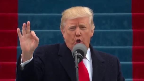 Трамп пообещал «определить курс развития США имира на долгие идлительные годы вперед»