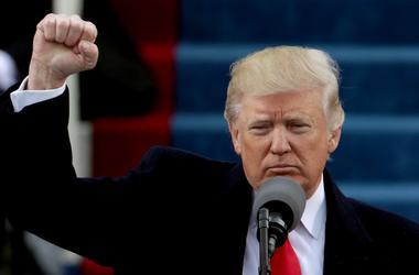 Полная речь Дональда Трампа на инаугурации: текст