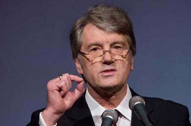 Ющенко считает российскую армию слабой, как и Россию