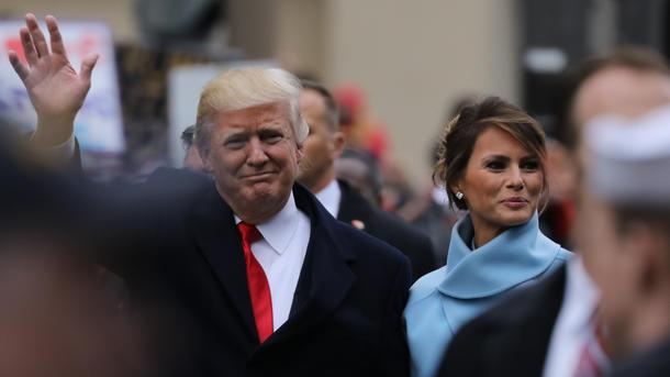 Д.Трамп: Ссегодняшнего дня заработает принцип «Америка превыше всего»