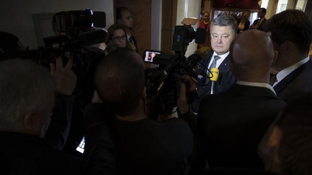 Порошенко: Украина рассчитывает на продление эффективного сотрудничества сновой администрацией США