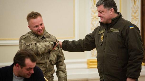 Белорус-неонацист из«Азова» устроился вКиеве наработу иобзавелся состоянием