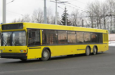 In Kiev because of the fairs have changed the routes of four buses (view map)