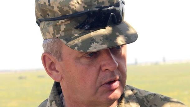 В.Муженко рассказал, что заставило агрессора остановить наступление