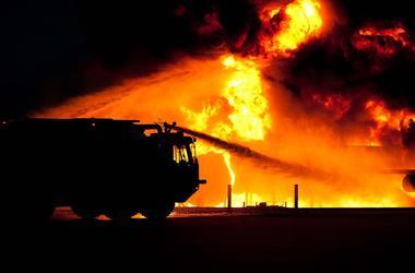 В Херсонской области на пожаре сгорели трое мужчин