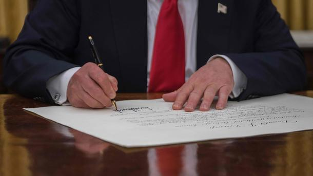 Трамп подписал указ поздравоохранению ирегулированию