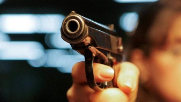 НаАлексеевке мужчины открыли стрельбу сбалкона многоэтажки