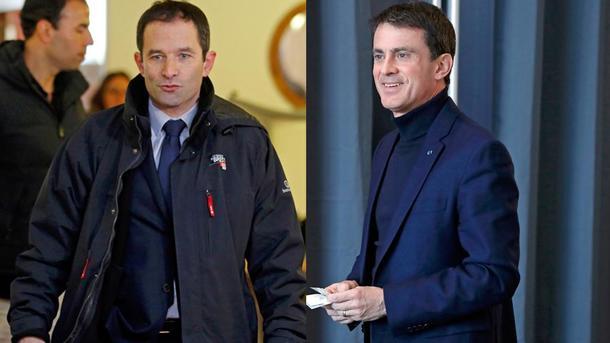 Социалисты Франции выбирают кандидата впрезиденты напраймериз