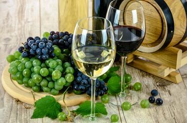 Украина резко увеличила импорт вин из Грузии