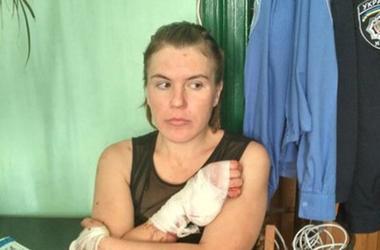У Києві затримали росіянку, яка втекла з львівської психлікарні