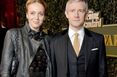 Мартин Фриман рассказал о расставании с Амандой Аббингтон