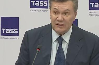 Генпрокуратура вызвала Януковича на допрос