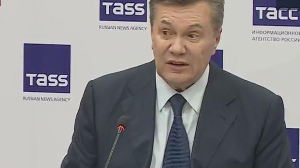 Генпрокуратура опять вызвала беглого каторжника Януковича на допрос