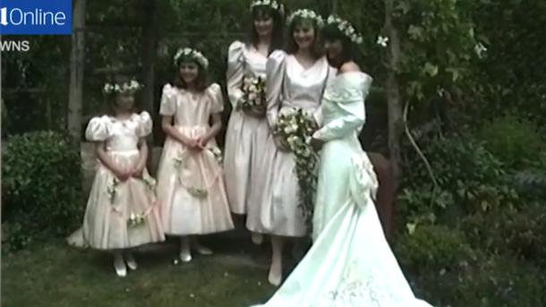 Видео с9-летней Кейт Миддлтон взорвало сети