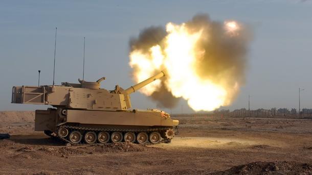 Оружие будущего: Пентагон разработает электромагнитные снаряды