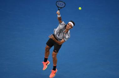 Роджер Федерер стал вторым полуфиналистом Australian Open