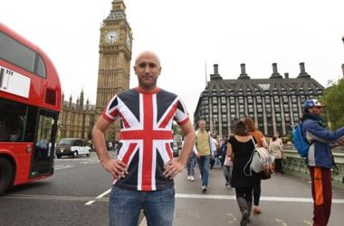 Kremlin propagandist Phillips were expelled from the Parliament of Britain
