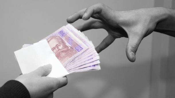 НаХарьковщине словили навзятке основного инспектора управления доходов
