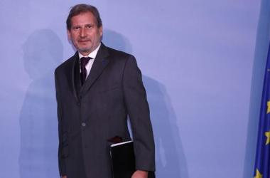 EU Commissioner Hahn made a prediction for bizwise for Ukraine