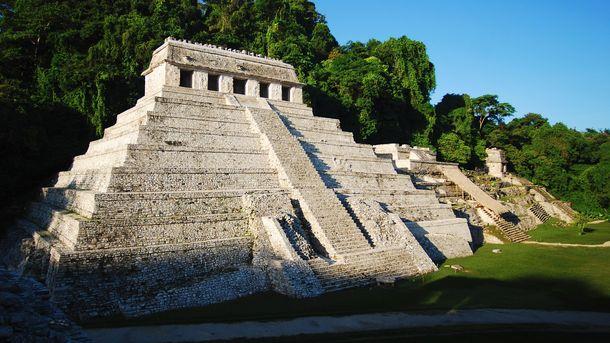 Цивилизация старинных майя пережила смерть ивозрождение— Ученые