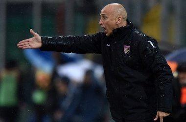 """В """"Палермо"""" в третий раз за сезон уволен главный тренер"""