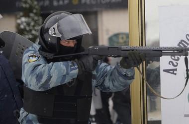 Поранений на Майдані активіст в суді дав показання проти екс-беркутівців