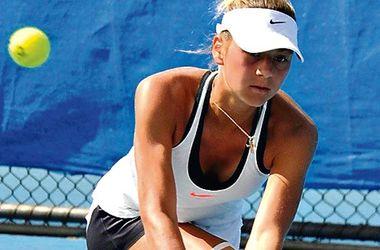 Украинка стала самой молодой участницей 1/8 финала юниорского Australian Open