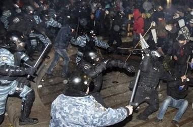 Правоохранители задержали еще одного экс-беркутовца