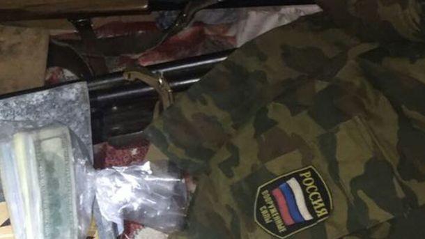 Арсенал оружия ивоенную формуРФ отыскали усоветника председателя райсовета