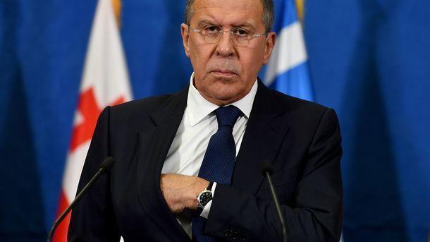 Лавров объявил оботсутствии договороспособности у столицы Украины