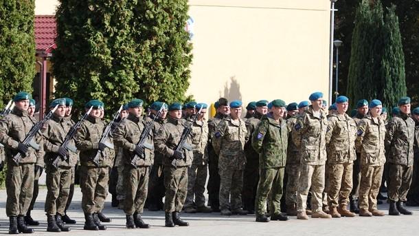ЛитПолУкрбриг завершила подготовку постандартам НАТО