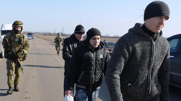 Уполномоченный МККК невыявил нарушений вместах содержания украинских военнопленных