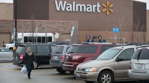 Продуктовые супермаркеты Walmart вСоединённых Штатах собираются торговать автотранспорт
