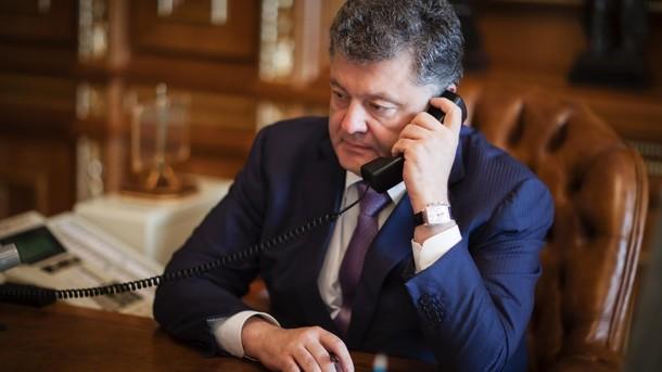 Порошенко призвалЕП поддержать торговые преференции для Украинского государства
