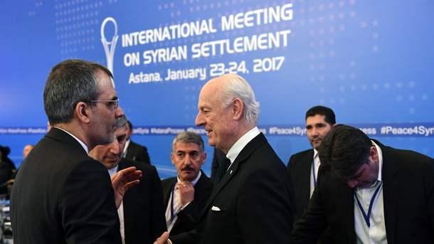 ПредложенныйРФ проект Конституции Сирии гарантирует свободу слова