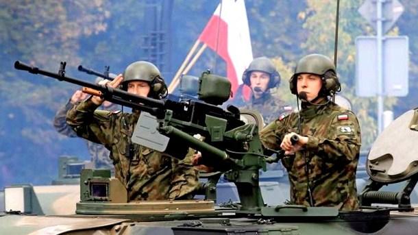 НАТО втрое увеличивает инвестиции в польскую армию