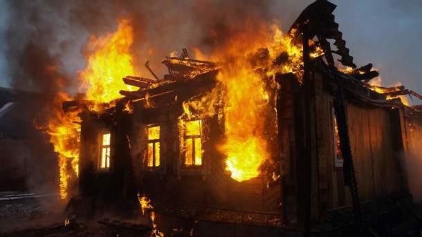 В огне погибли трое. Фото: dumskaya.net