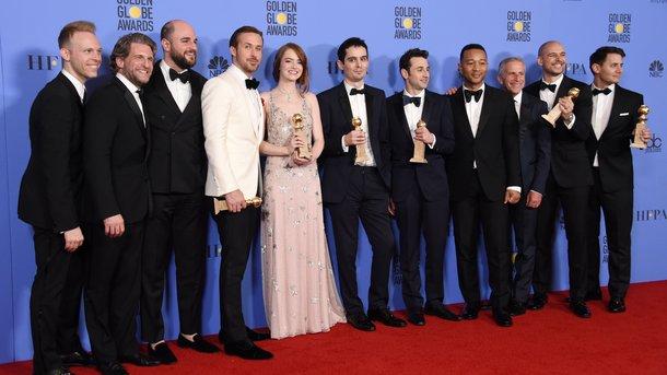 «Ла-Ла Ленд»— рекордсмен почислу номинаций на«Оскар»
