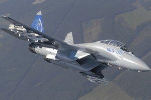 Появилось видео испытания нового российского истребителя