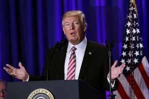 Трамп заблокировал одобренный Обамой транш в 221 млн долларов для Палестины