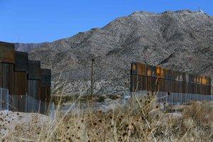 Трамп нашел способ финансирования строительства стены на границе с Мексикой