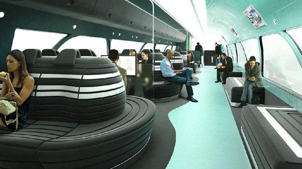 Пассажирский вагон. Фото из открытых источников