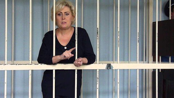 Судья вделе Нели Штепы объявил самоотвод