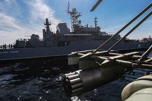 Россия направила в Сирию еще один десантный корабль