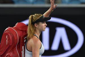 Элина Свитолина не смогла пробиться в финал микста на Australian Open