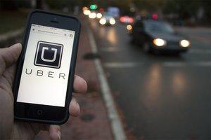 Uber в Украине сменил начальника