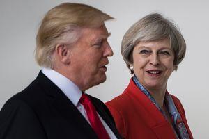 Трамп на 100% заверил в соблюдении обязательств США перед НАТО – премьер Великобритании