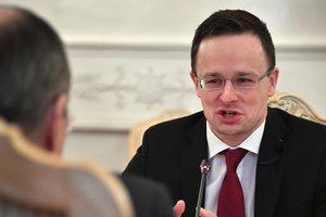 Венгрия захотела отменить санкции против России