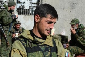 Боевик Гиви устроил вооруженные разборки в Донецке и сбежал под Мариуполь – волонтеры